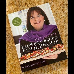 FOOLPROOF Cookbook by Ina Garten 💜